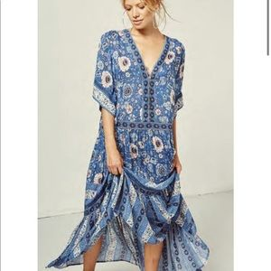 Spell & The Gypsy Collective Dresses - ISO- Spell Lioness - Zahara - Celestial Skies